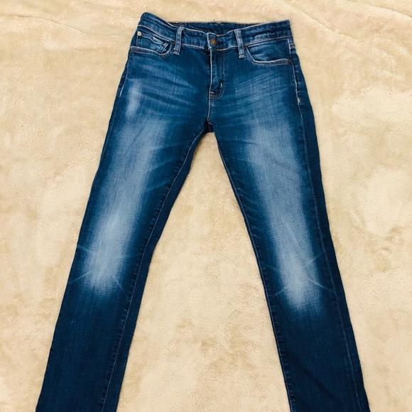 Ralph Lauren Denim - Ralph Lauren distressed jeans